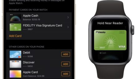 Live in the Future by Using Apple Pay on Your Apple Watch