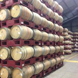 shop wine barrel racks bonar plastics