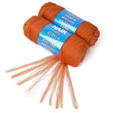 brazillian wool brown