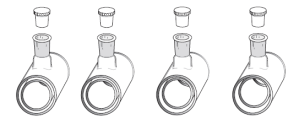 Cylindrical short path cuvettes - Spectrecology