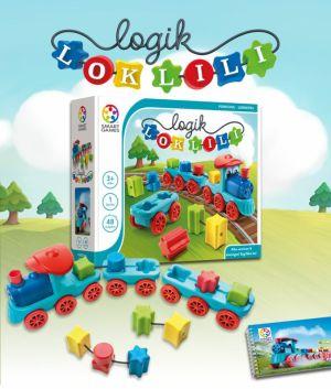 Logik Lok Lili | Smart Toys and Games