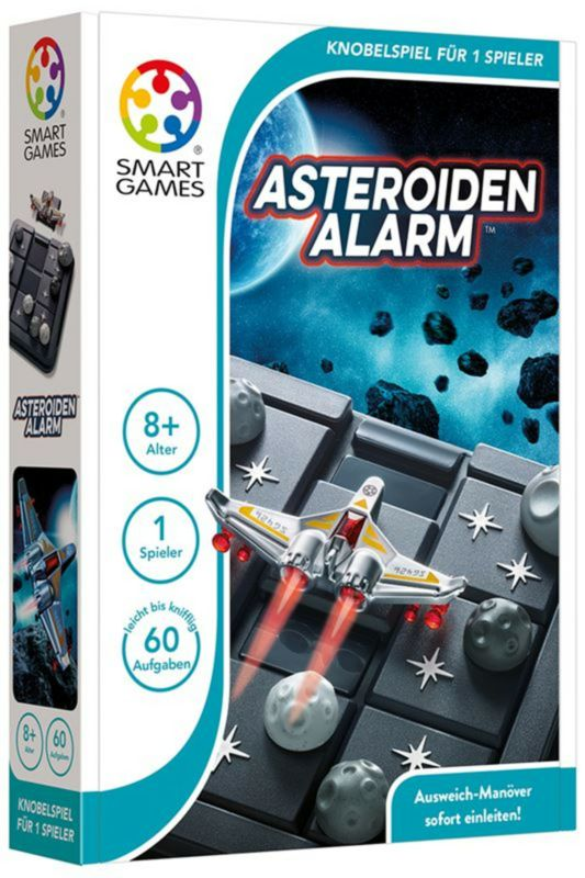 Asteroiden Alarm | Smart Toys and Games