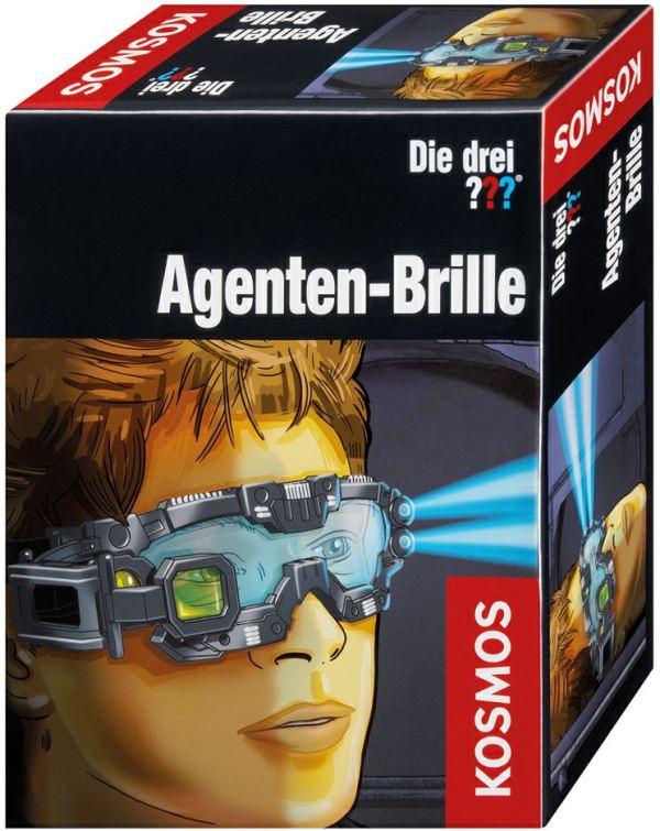 ??? Agenten-Brille | Kosmos