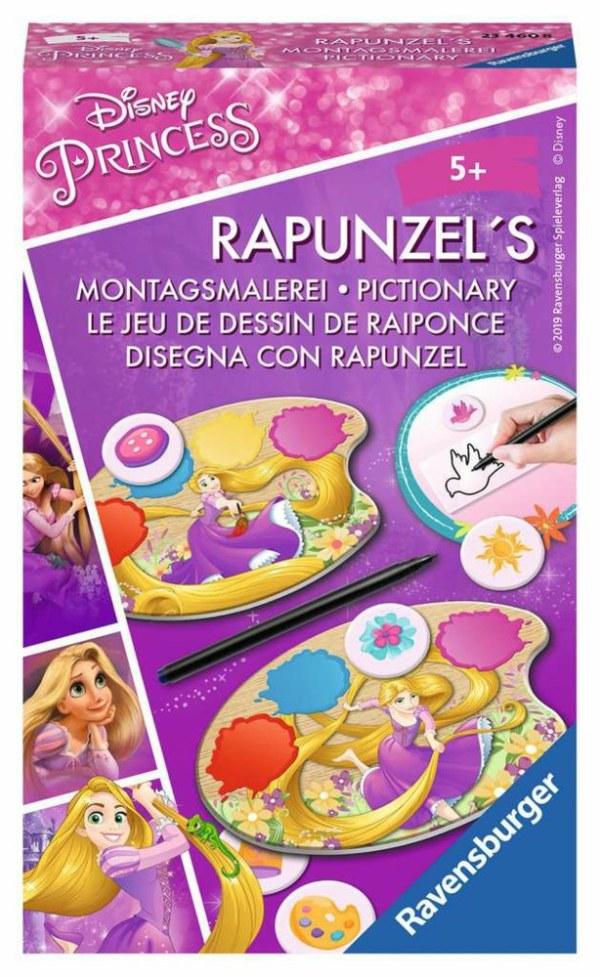 DPR:Rapunzel's Mon,MalereiD/F/I/NL-Mitbringspiele | Ravensburger Spielverlag