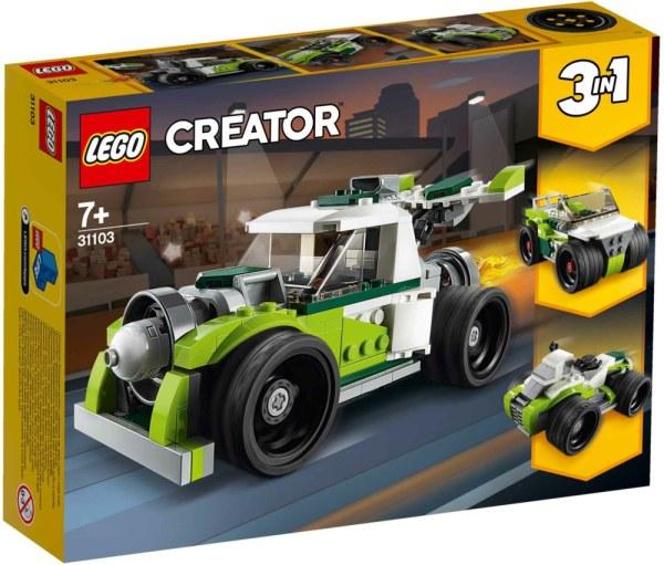 LEGO® Creator 31103 Raketen-Truck | Lego