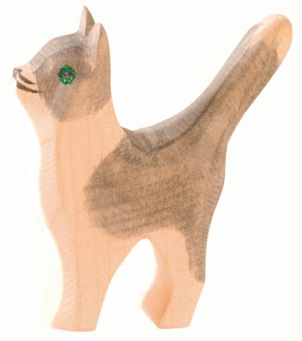 Katze klein Kopf hoch | Ostheimer