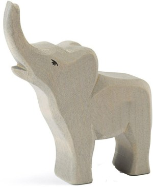 Elefant klein trompetend neu | Ostheimer
