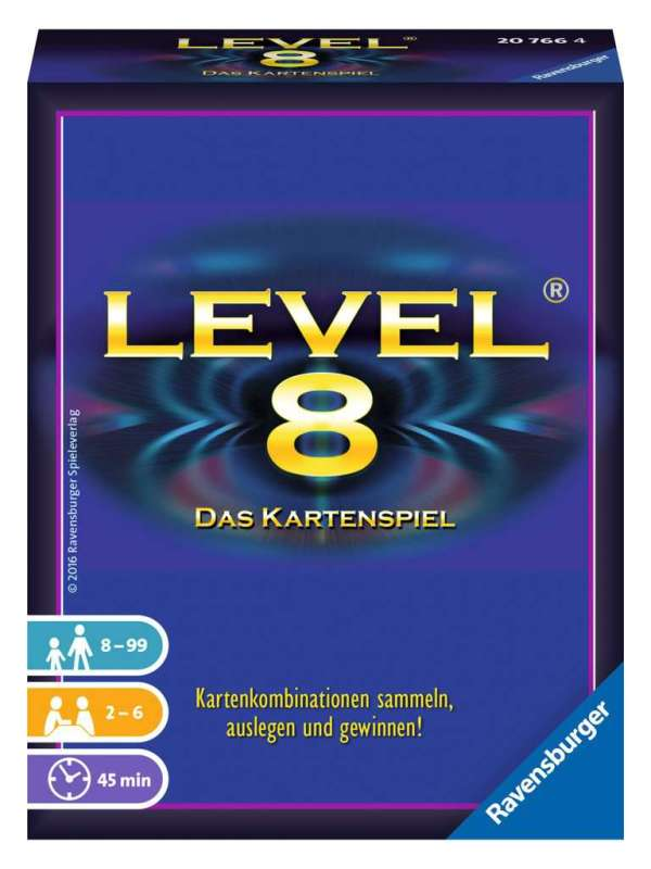 Level 8 D-Ravensburger® Kartenspiele | Ravensburger Spielverlag