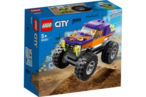 LEGO® City 60251 Monster-Truck | Lego