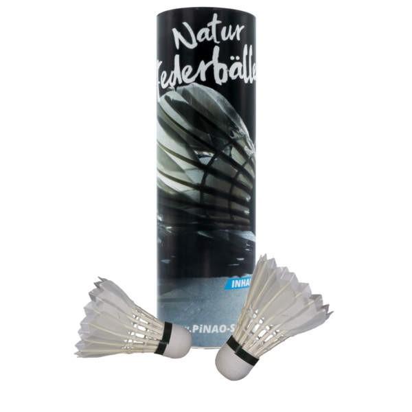 PIN Badmintonbälle aus Entenf | Amigo