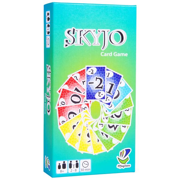Skyjo - Kartenspiel   Magilano