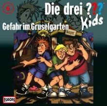 CD Kids 6 Gefahr | Kosmos