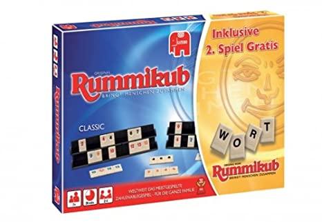Rummikub + Wort Rummikub | Hoffmann