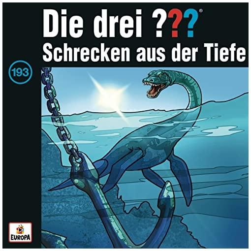 CD-Die drei ??? 193 - Schreck | Wildschütz