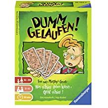 Dumm gelaufen! D-Ravensburger® Kartenspiele | Ravensburger Spielverlag
