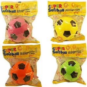 Super Softball,groß,Btl,sort, | Aurich