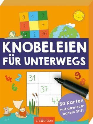 Knobeleien für unterwegs | Ars Edition