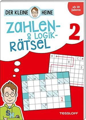 Der kleine Heine Zahlen- und Logikrätsel 2, Ab 10 Jahren | Tessloff Verlag