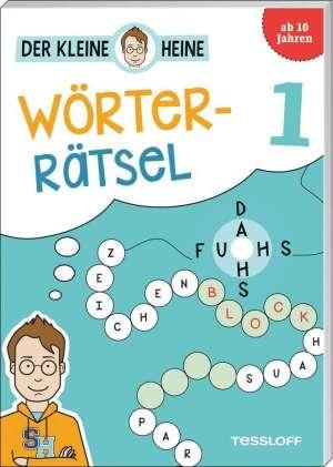 Der kleine Heine Wörterrätsel 1, Ab 10 Jahren | Tessloff Verlag