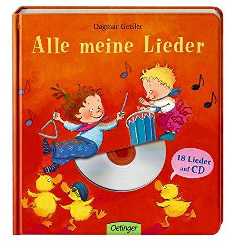 Geisler, Alle meine Lieder (m   Oetinger(NordSüd,Ellerm,, Klopp)
