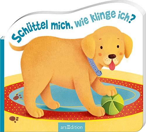 Schüttel mich: Der Hund | Ars Edition