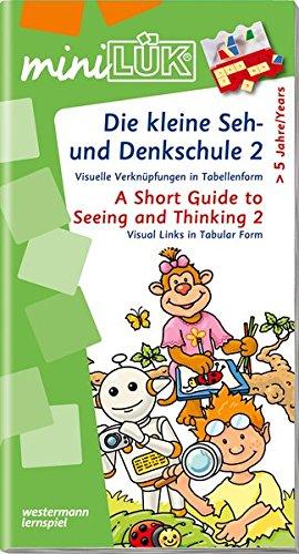 miniLÜK - Die kleine Seh- und | Westermann LÜK