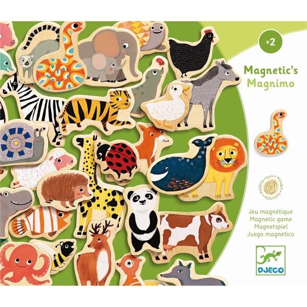 Holz Magnete: Magnimo | Djeco