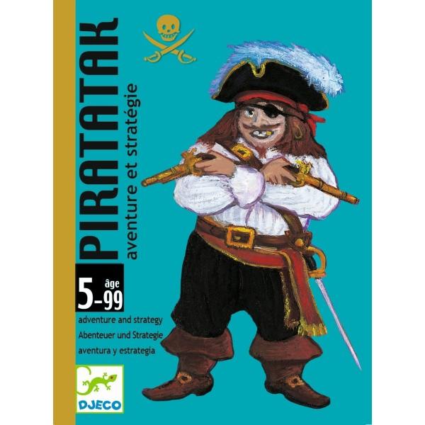 Kartenspiele: Piratatak * | Djeco