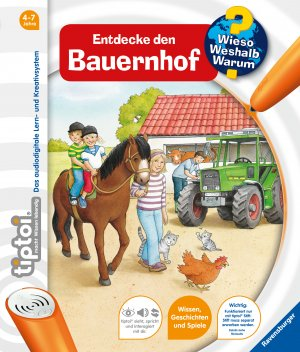 tiptoi® WWW Bauernhof (Band 1)   Ravensburger Buchverlag