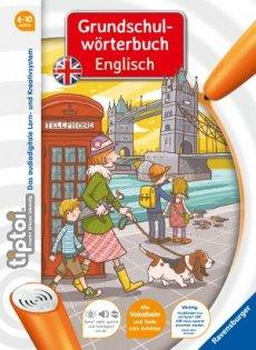tiptoi® Grundschulwörterbuch Englisch | Ravensburger Buchverlag