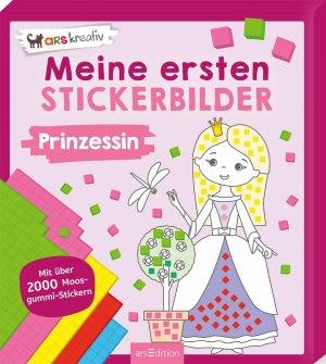 Stickerbild: Prinzessinnen | Ars Edition