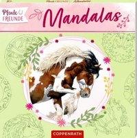 Pferdefreunde Mandalas | Coppenrath