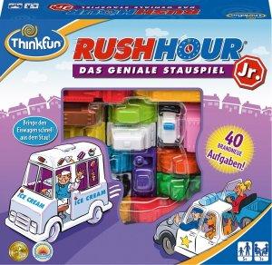 Rush Hour Junior D-ThinkFun | Ravensburger Spielverlag