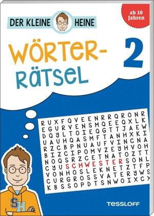 Der kleine Heine Wörterrätsel 2, Ab 10 Jahren | Tessloff Verlag