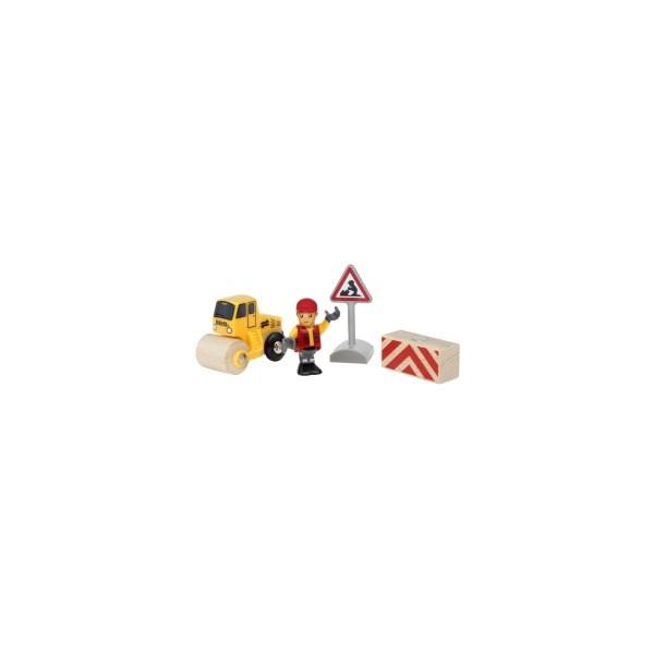 Spielpäckchen Straßenbaustell | BRIO
