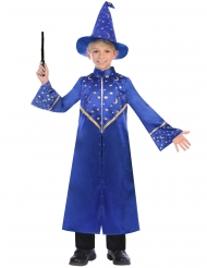 Child Costume Wizard Age 6 - 8 Years | Amscan
