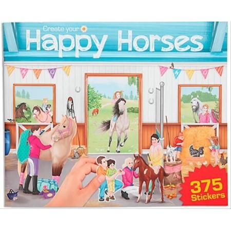 Create your Happy Horses - St | Depesche