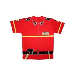 Feuerwehr T-Shirt Gr,134, 6-9Jhr, | Bestsaller
