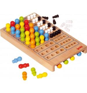 Brettspiel Master Logic, goki basic, | Gollnest