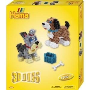 Hama Geschenkpackung Hunde | Idee + Spiel