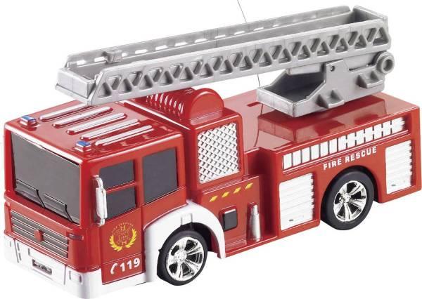 RC Mini Fire Truck - 27 MHz | Invento