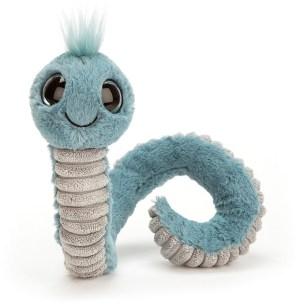 Wiggly Worm Blue | Jellycat