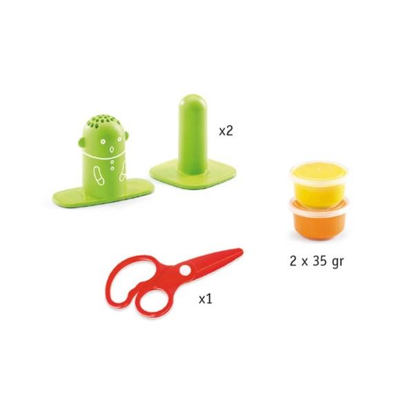 Knete 3-6: Frisuren Workshop | Djeco