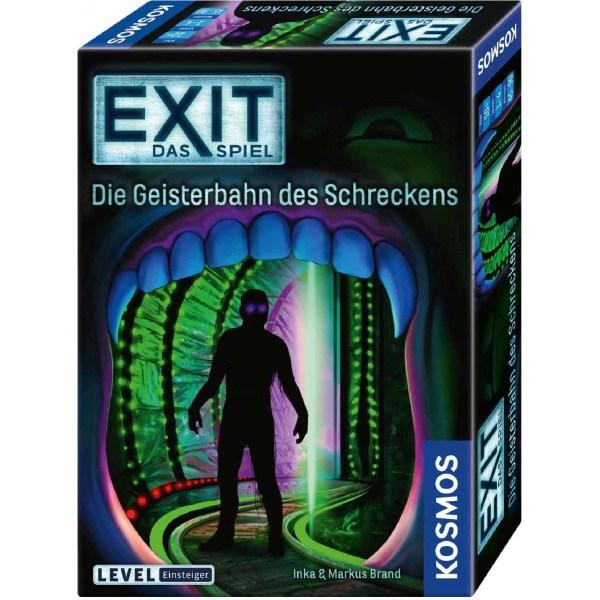 Exit-Geisterbahn | Kosmos
