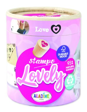 Stampo Lovely Love | Carletto