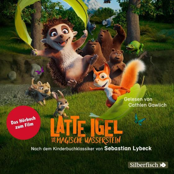 Lybeck,Latte Wasserst, 2CD | Carlsen Verlag