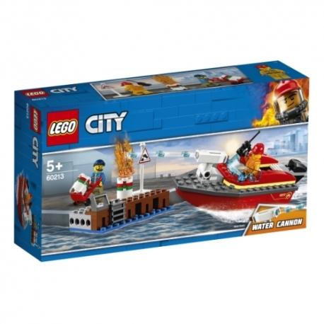 LEGO® City 60213 Feuerwehr am Hafen | Lego