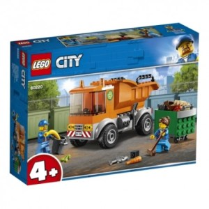 LEGO® City 60220 Müllabfuhr   Lego