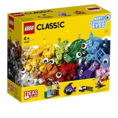 LEGO® Classic 11003 LEGO Bausteine - Witzige Figuren   Lego