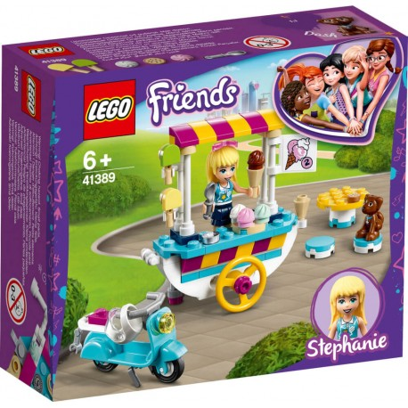 LEGO® Friends 41389 Stephanies mobiler Eiswagen | Lego